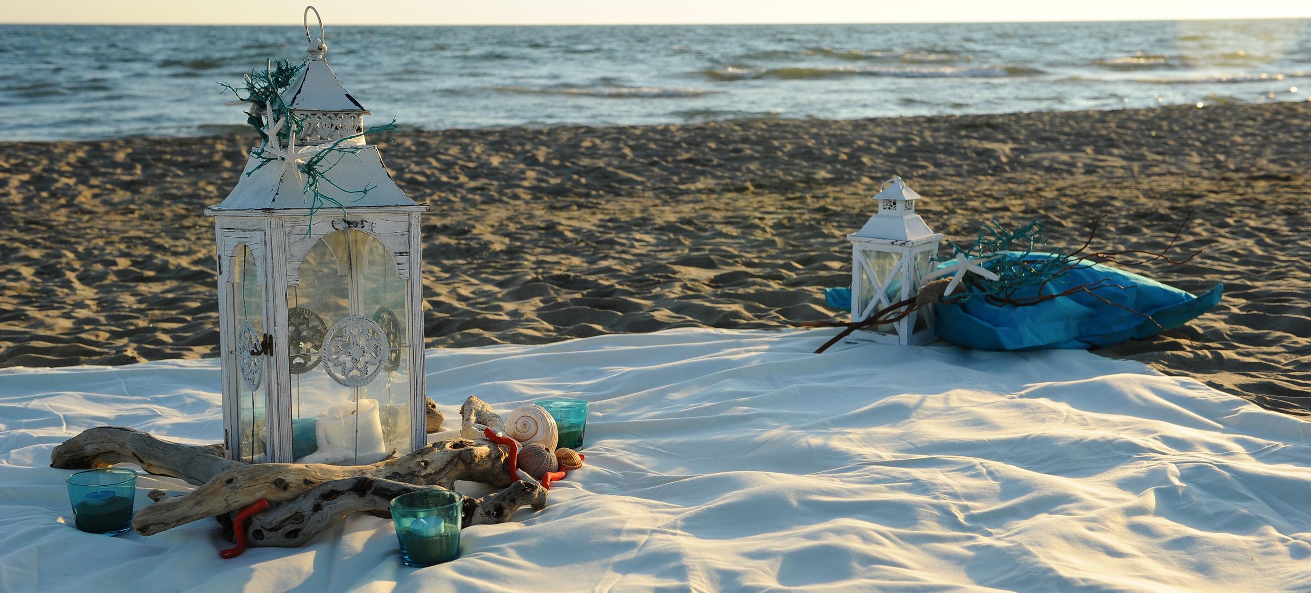 Matrimonio Spiaggia Anzio : Matrimoni in spiaggia la capannina