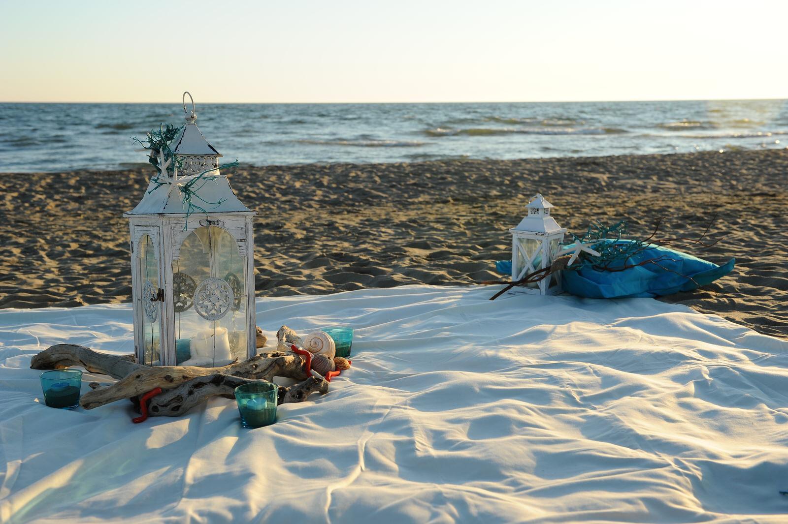 Matrimonio In Spiaggia Immagini : Matrimoni in spiaggia la capannina